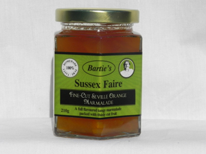 Fine-Cut Seville Orange Marmalade